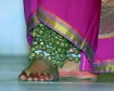 Best foot forward...