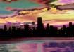 Sunset, Miami Sty...