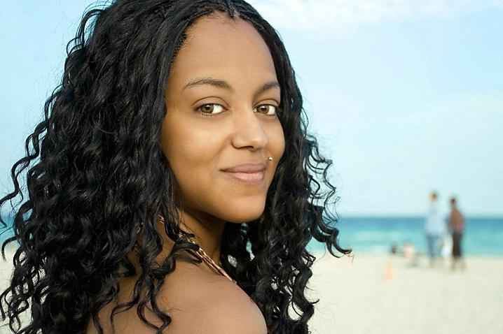 Beach Beauty - ID: 1515792 © Wendy M. Amdahl