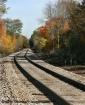 Railway Into Autu...