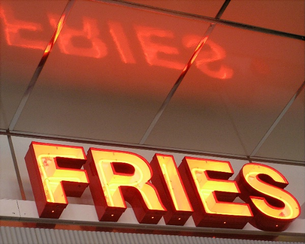 Red Hot Fries