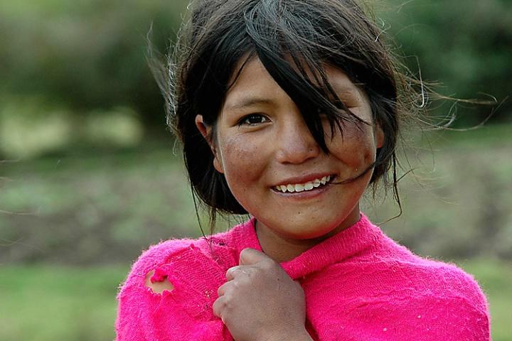 Curahuasi Girl