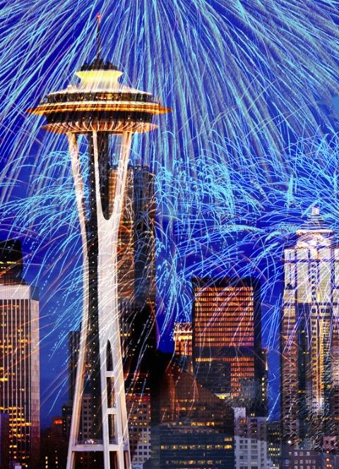 Seattle Celebration!