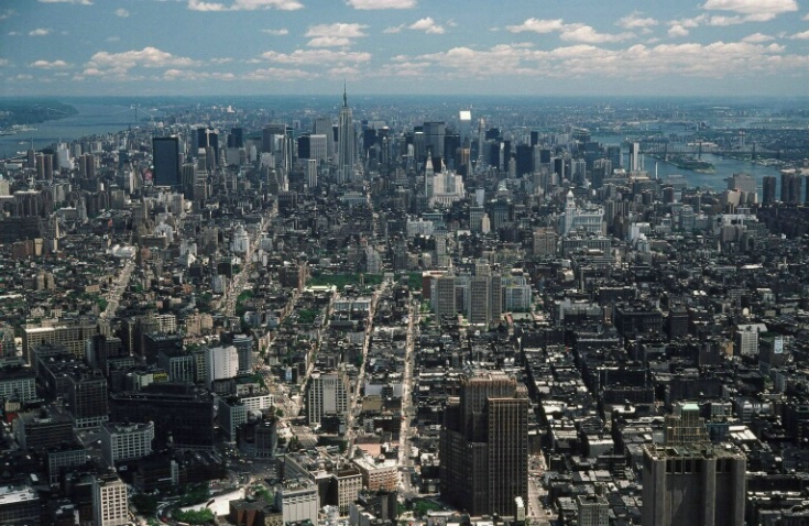 NORTHERN VIEW from WTC, NYC - ID: 1857839 © John DeCesare