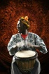 Happy Drumer