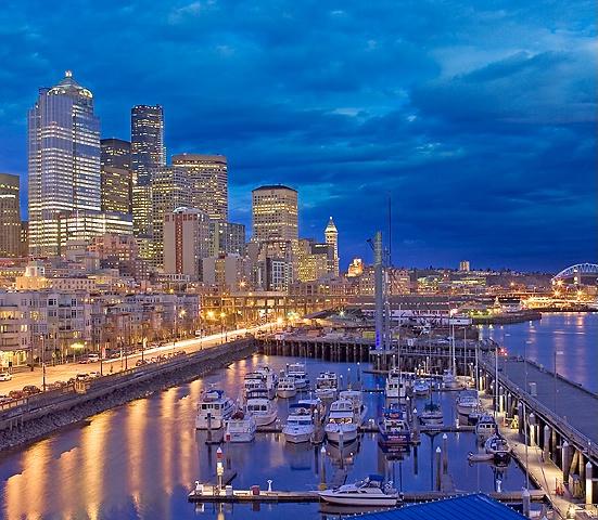 Good evening, Seattle