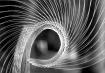Swirl of shards