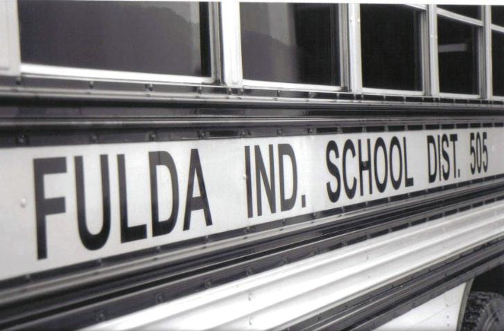 Fulda school bus black & white - ID: 2145042 © Eric B. Miller