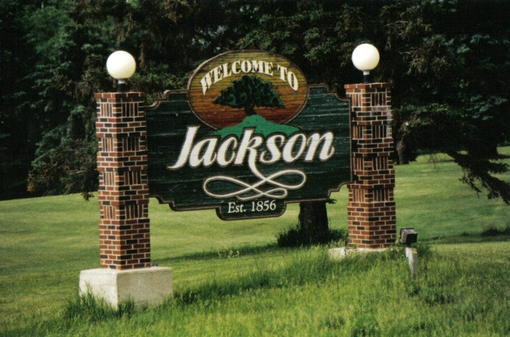 Welcome to Jackson - ID: 2208202 © Eric B. Miller