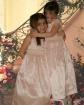 flowergirl hugs