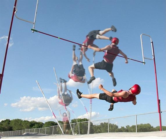 Good jump!