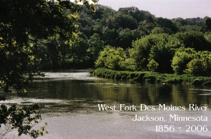 NOTE CARD - West Fork Des Moines River - ID: 2256432 © Eric B. Miller
