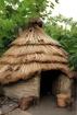 African Hut ,Eden...