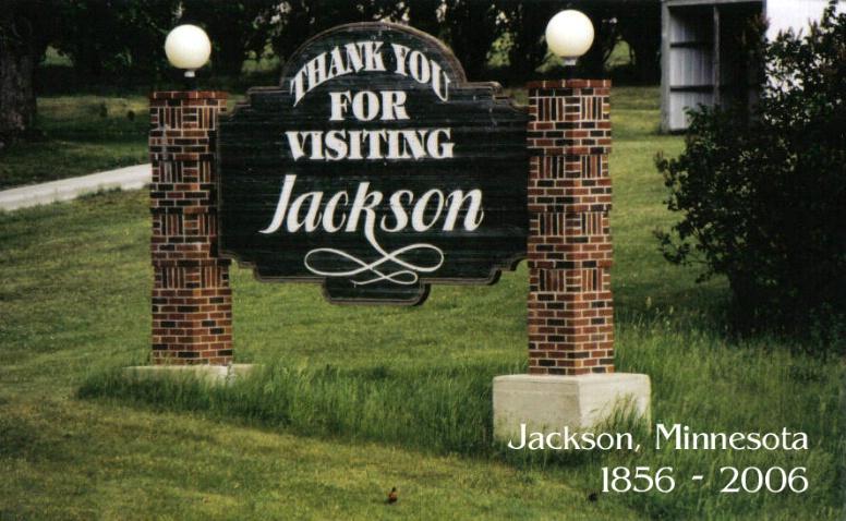 Thanks for Visiting Jackson Postcard - ID: 2304580 © Eric B. Miller
