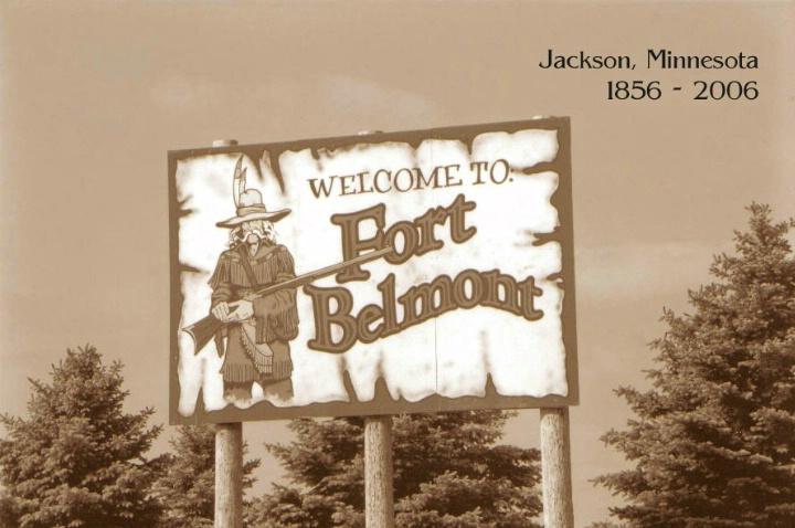 Welcome to Fort Belmont - ID: 2304581 © Eric B. Miller