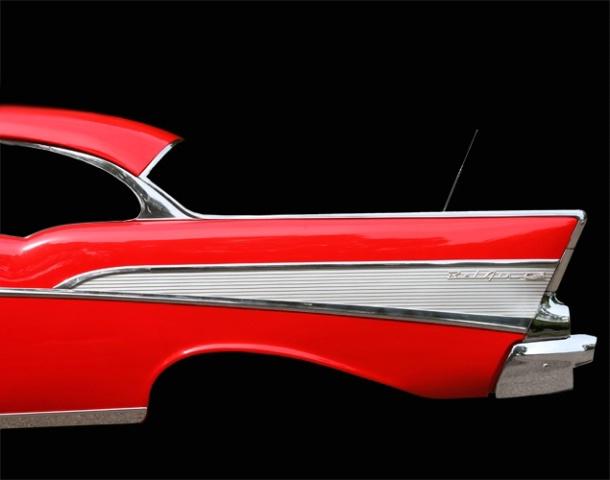 Body Art-57 Chevrolet