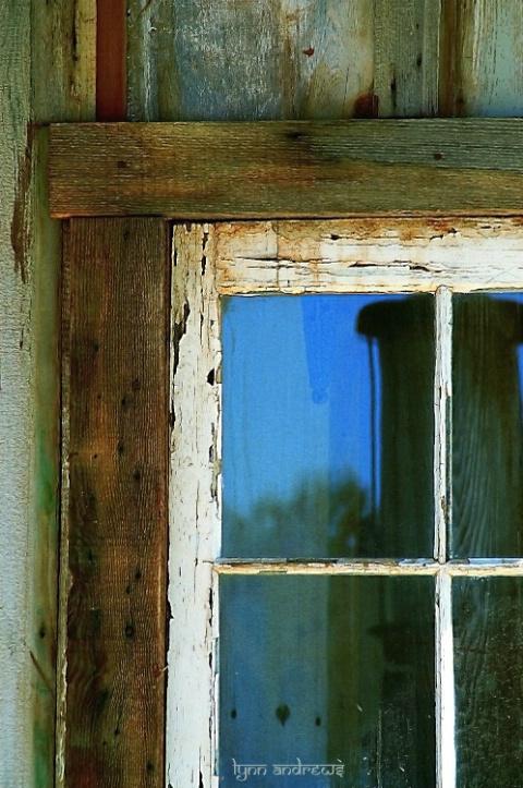 Reflections Past - ID: 2457871 © Lynn Andrews