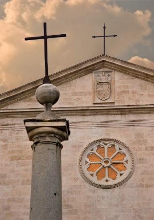 Roman Crosses