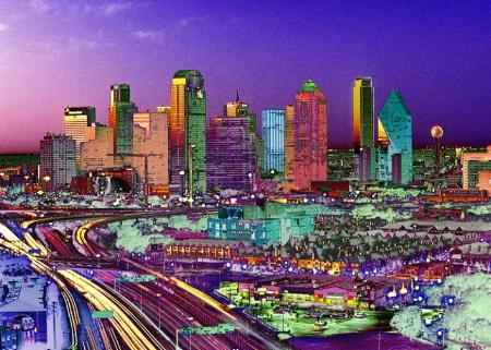City at Work