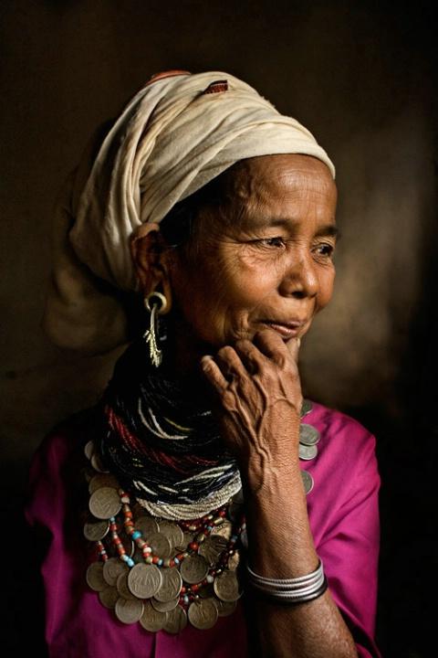 Reang Tribal Woman