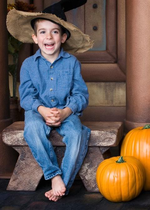 Pumpkin Pickin Fun