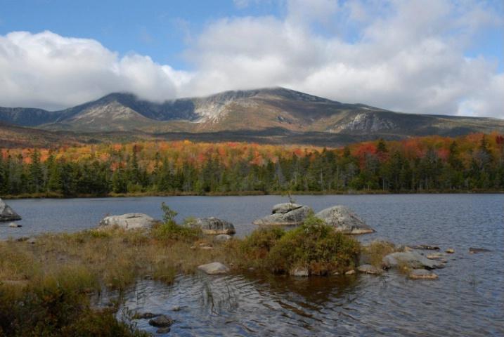 Sandy Stream Pond- Baxter State Park- ME