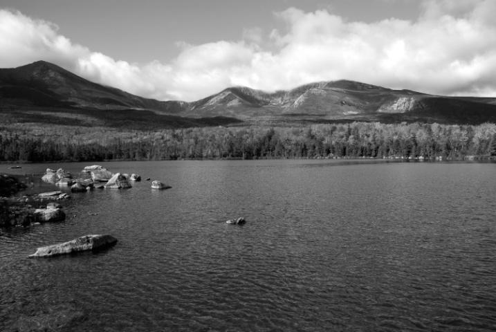 Baxter State Park- Maine