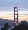 Golden Gate Sunse...