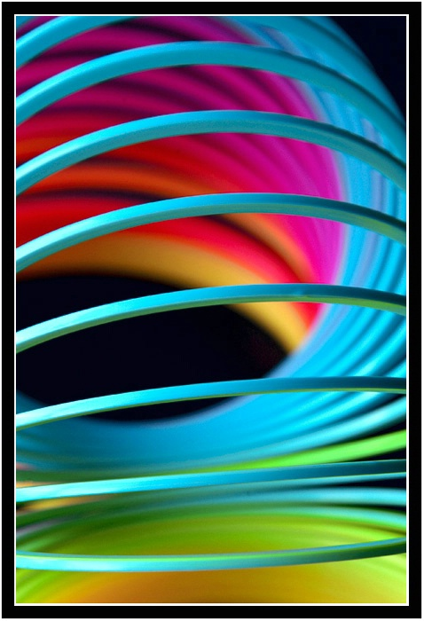 Rainbow of Colour