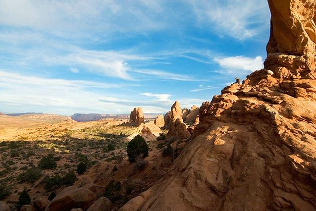 Solitude In the Rocks