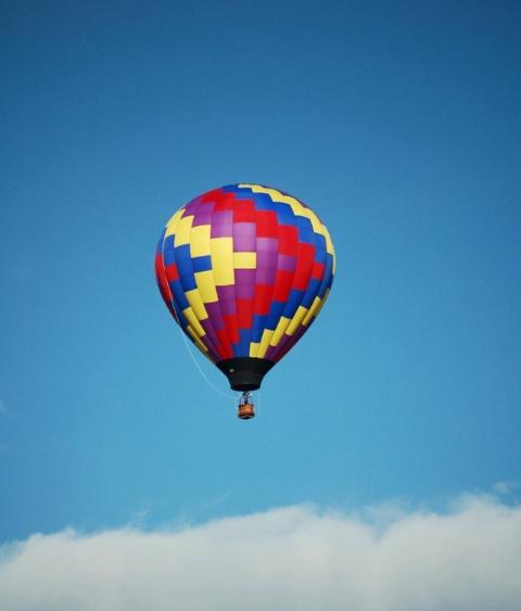 Mississippi Great Ballon Race 2006 (1)