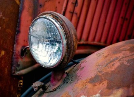 Truck headlight