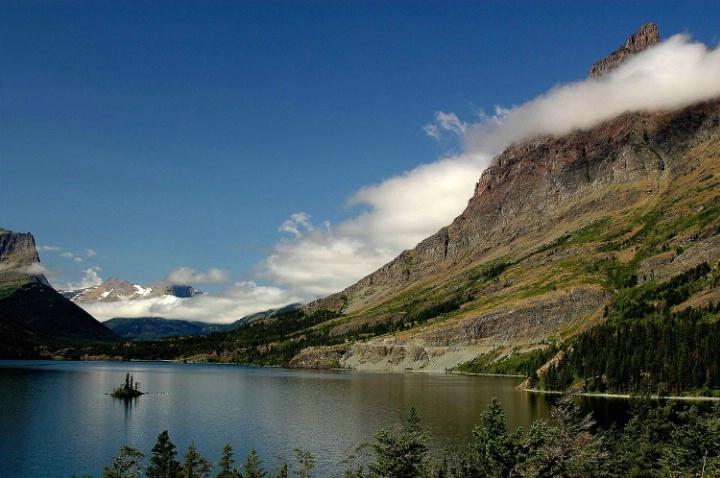 St. Mary's Lake - ID: 2961003 © Greg Lessard