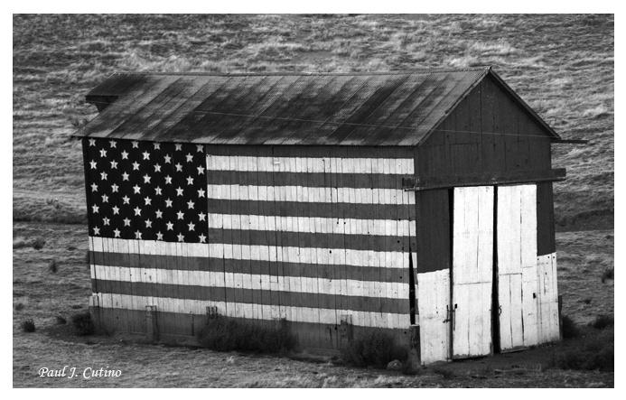 ~ Old Glory Barn ~ - ID: 2987022 © Paul Cutino