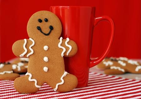 ~ Gingerbread Man ~