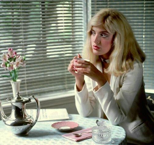 Tai Collins at Tea, NY 1983 - ID: 3172596 © John DeCesare