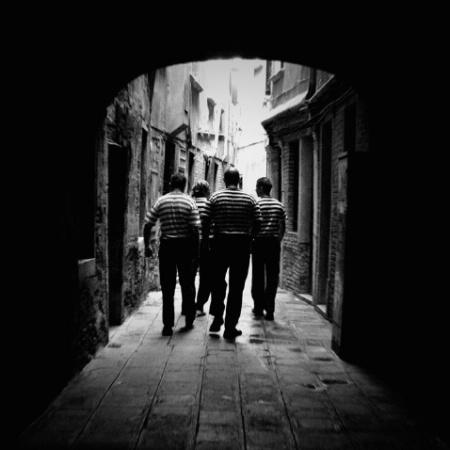 Quattro Gondolieri - Holga Series