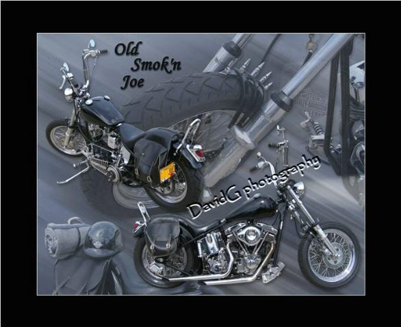 Custom Built Motorcycle - ID: 3205644 © David P. Gaudin