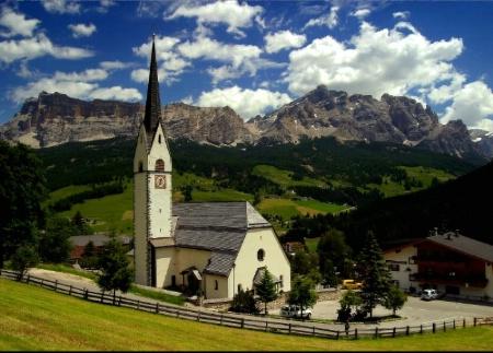 Dolomites Rest Stop