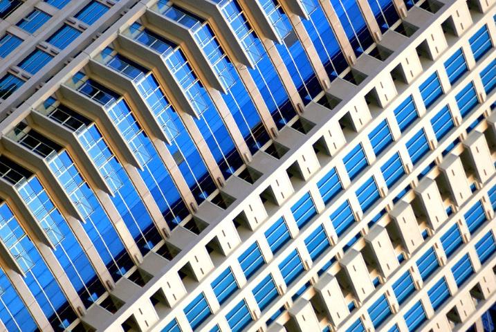Tilted Skyscraper