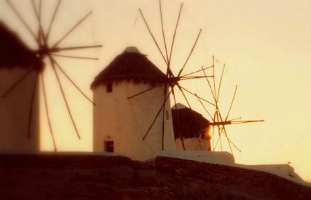 Windmills on my Mind...