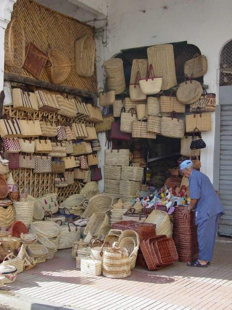 Basket Market - ID: 3326156 © Nichole Gonzalez