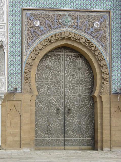 Palace Doors - ID: 3326157 © Nichole Gonzalez