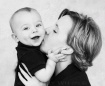 Baby Loves Mama