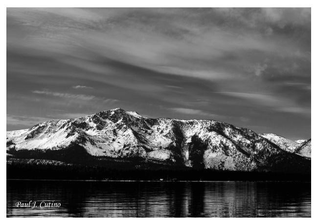 ~ Lake Tahoe ~ - ID: 3332654 © Paul Cutino