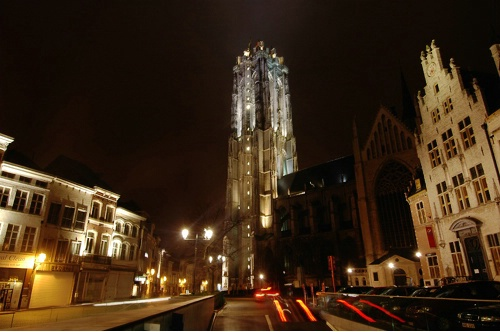 Mechelen by night 2