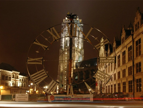 Mechelen by night 4