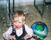 Happy bubbles