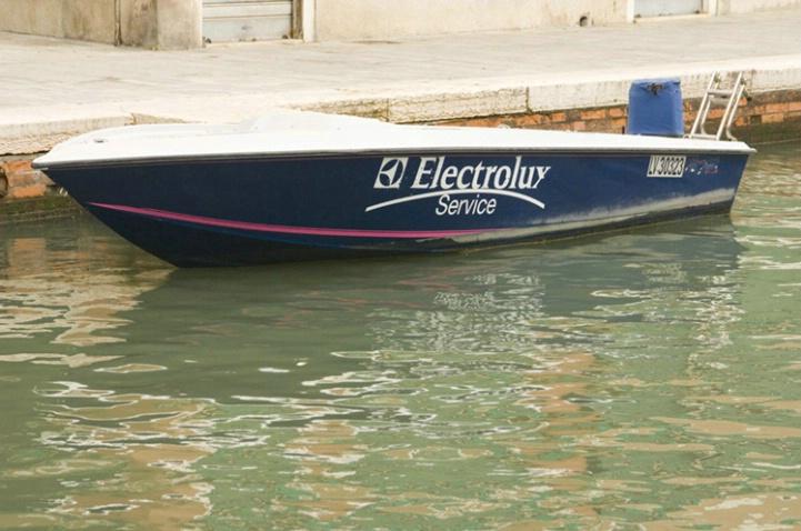 Electrolux Service, Venice, Italy - ID: 3556214 © Larry J. Citra
