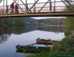 the bridge at Zad...